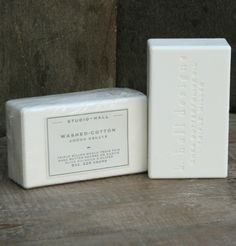 k.Hall Soaps | ( tb barr ) | Made in USA