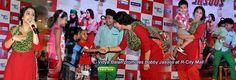 Vidya Balan promotes Bobby Jasoos at R-City Mall