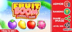 You can get these delicious things while playing this game. Connect Games, Match 3, Juicy Fruit, Delicious Fruit, A Whole New World, Cyber Monday, Games To Play, Unity, Black Friday