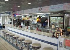 old fashioned diners