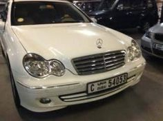 lady driven very low mileage mercedec c 230 - AED 40,000 http://www.autodeal.ae/used-cars-for-sale