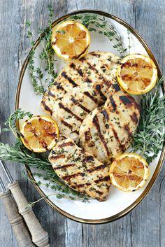 Grilled Greek Chicken l SimplyScratch.com (20)