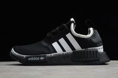 2020 Release adidas NMD R1 Oreo Core Black Sale Online FV8729 Adidas Nmd R1, Adidas Samba, Adidas Sneakers, Oreo, Shoes, Black, Fashion, Moda, Shoe