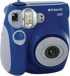 Polaroid Pic 300 Fotokamera, dunkelblau #Kamera #Foto #Digital #Galaxus