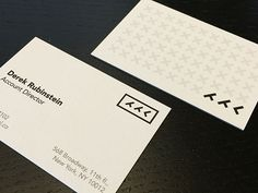 Taktical Business Cards