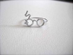 Scar and Glasses Ring, $8 | 56 Totally Wearable Harry Potter-Themed Accessories