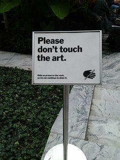 Promin Central Park New York Plaque de Rue Humoristique Humour Fantaisie en m/étal en Aluminium Sign 45,7/x 10,2/cm