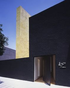 """Museo Experimental El Eco"" Mathias Goeritz, 1953, México City"