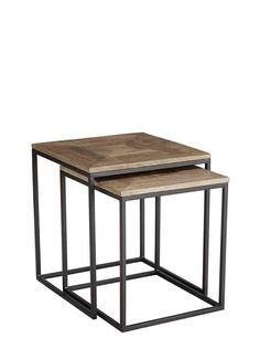 Buy the Sanford Parquet Nest of Tables from Marks and Spencer's range.
