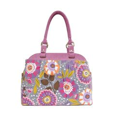Rachel Cave floral camera bag by Cheeky Lime.  Adorable!