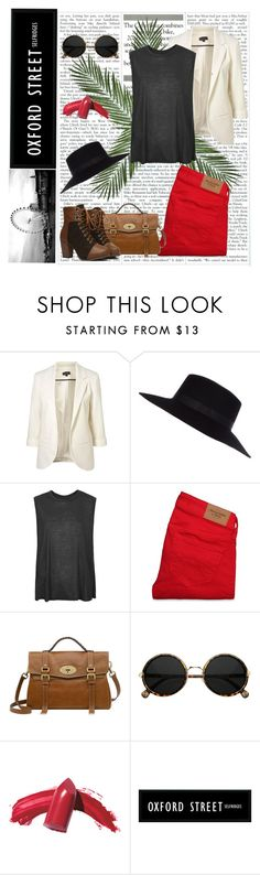 """""""Sem título #479"""" by railda-pereira ❤ liked on Polyvore featuring Retrò, River Island, Boutique, Abercrombie & Fitch, Mulberry and Elizabeth Arden"""