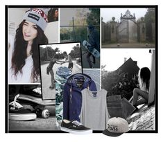 """""""Let's Get Away Together"""" by bvbarmy-jaseyrae ❤ liked on Polyvore featuring Joules, Nudie Jeans Co. and Vans"""