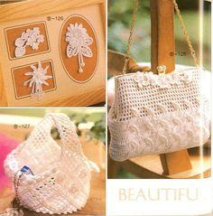 1 شنط كروشيه bags crochet - mumy50 - Picasa Web Album