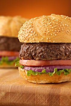 Weight Watchers Juicy Hamburgers #Recipe