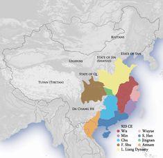 Five Dynasties and Ten Kingdoms (907–960)