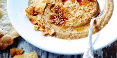 Potage de chou-fleur caramélisé et de sésame