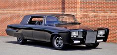 The Green Hornet's Black Beauty, the original 1966 TV car #2, designed and built by legendary car customizer Dean Jeffries, is now owned and has been meticulously restored to it's iconic status by Karl Kirchner