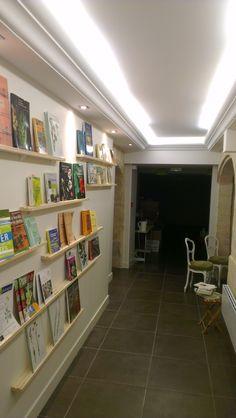 Le coin des livres et des revues Coin, Architecture Design, Livres, Architecture Layout, Architecture