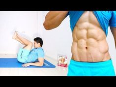 10 minutos Best V-CUT 6-Pack Abdominals Workout - YouTube