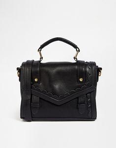 Enlarge ASOS Scallop Trim Satchel Bag