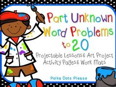 Solving and Writing Missing Addends or Part Unknown Word Problems Number Stories, Class Displays, Parts Unknown, Math Word Problems, Cooperative Learning, Different Words, Common Core Math, Pep Talks, Teacher Pay Teachers