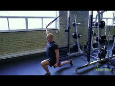 Upper Body Stability - Band Techniques - Positional Isometric T