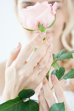 10 Breathtaking Solitaire Engagement Rings | Intimate Weddings - Small Wedding Blog - DIY Wedding Ideas for Small and Intimate Weddings - Real Small Weddings