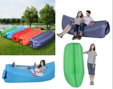 lazy lounger inflatable air bed | eBay