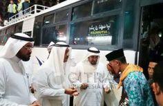 Kemenag Pastikan Bus Haji Rute Madinah- Mekah Siap