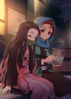 Read Demon Slayer / KimetsuNoYaiba-Online Best Manga Online in High Quality Manga Anime Girl, Anime Chibi, Otaku Anime, Kawaii Anime, Anime Art, Anime Girl Drawings, Fanarts Anime, Anime Characters, Dragon Slayer