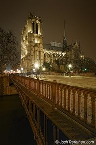 Notre Dam Cathedral, Paris France