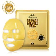 Neogen Code9 Gold Veil Hydrogel Mask 30g / 1.05oz x 5ea #Neogen #333korea…
