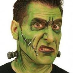 Halloween Makeup Kits - Inexpensive & easy to use.