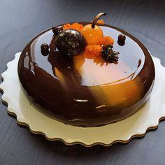 Шоколад /мандарин !!! По рецепту @vera_nika37 !!! Вера ,это хит Нового года