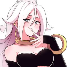 Intimate Stranger - Android 21 of Dragon Ball Figh by tuan-hollaback on DeviantArt Dragon Ball Gt, Anime Meme, Andriod 21, Dbz Characters, Chi Chi, Character Art, Anime Art, Fan Art, Memes