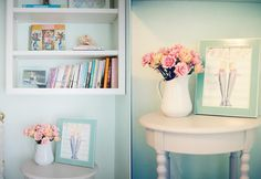 {Mint  Peachy Pink} My Bedroom Tour Reveal