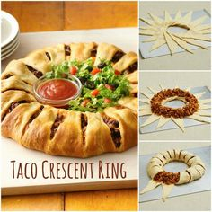 Pillsbury taco ring