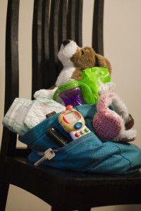 Diaper Bag Essentials - a useful list to make sure you never forget any essential item.