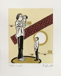 artoogle Kunstwerk Ralf Schmidt: So fern, so nah
