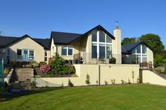 Bandon, Co. Cork, Ireland • Beautiful, large home in West Cork • VIEW THIS HOME ► https://www.homeexchange.com/en/listing/219357/