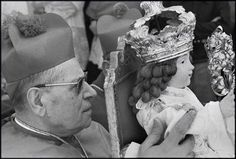 Mario Cresci Festa della Bruna Matera, 1972