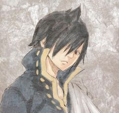 Zeref ~ Fairy Tail // Art by Hiro Mashima