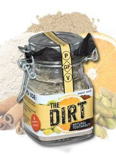 The Dirt Paleo Personal Care - The Dirt, Trace Mineral Tooth Powder - Naturally Whitening! (trying a version of my toothpaste inspired by this one)