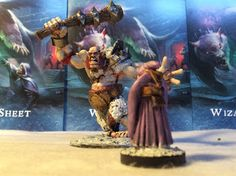 Must Contain Minis: Frostgrave Creatures and The Behemoth