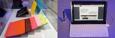 Samsung Galaxy Note 10.1 cases and keyboard dock eyes-on -- Engadget
