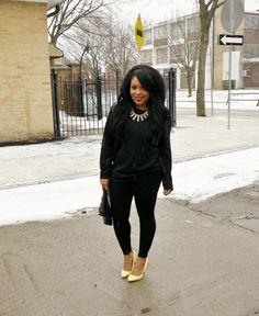 All black everything | My Voguish Diaries