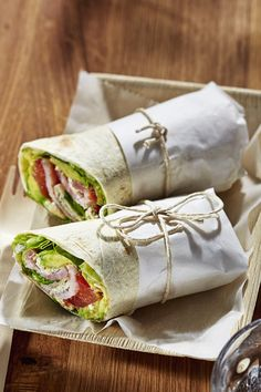 20 mins. · Serves 10 · Bite into soft-shelled wraps in a jiff! Learn how to make some BLT Wraps for dinner with this easy recipe. #Recipes #Food #Crave #Tasty #Yummy #Delicious #FoodTrip #FoodLover #Recipes.net #foodporn #Cook #Cooking #Foodie #foodblog #homemade #dinnerideas #easydinnerrecipes #wraprecipes #blt Sandwich Bar, Wrap Recipes, New Recipes, Favorite Recipes, Cafe Recipes, Healthy Recipes, Tortillas, Roast Beef Wrap, Tapas
