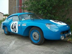 DB great 2 cill race car.