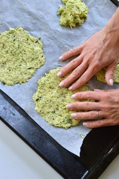 zucchini soft tortilla- gluten-free, grain-free (vegan if you substitute the egg for flax seeds) Detox Recipes, Low Carb Recipes, Vegetarian Recipes, Snack Recipes, Cooking Recipes, Healthy Recipes, Healthy Food, Easy Zucchini Recipes, Healthy Zucchini
