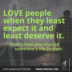 IF by Mark Batterson
